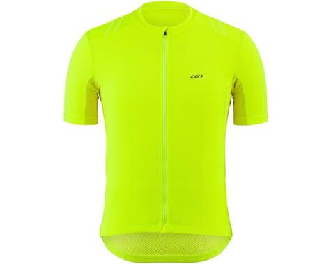 Louis Garneau Lemmon 3 Short Sleeve Jersey (Bright Yellow) (XL)