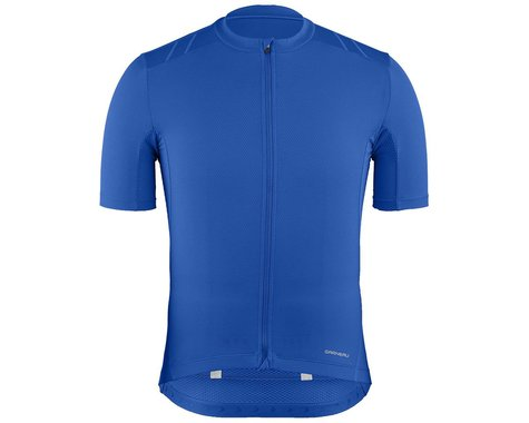 Louis Garneau Lemmon 3 Short Sleeve Jersey (Royal Blue) (L)