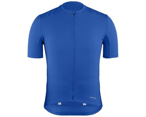 Louis Garneau Lemmon 3 Short Sleeve Jersey (Royal Blue) (M)