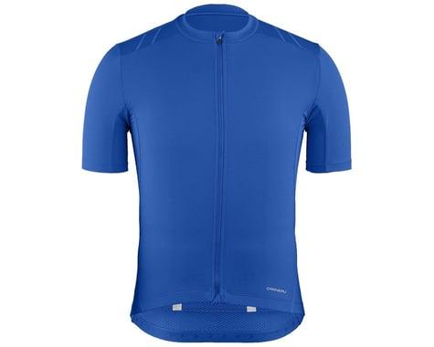 Louis Garneau Lemmon 3 Short Sleeve Jersey (Royal Blue) (XL)