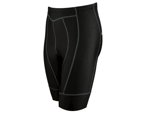 Louis Garneau Women's Fit Sensor 7.5 Shorts (Black)