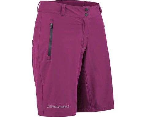 Louis Garneau Women's Latitude MTB Shorts (Black)