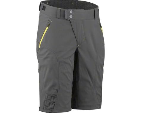 Louis Garneau Off Season MTB Short (Gray/Yellow)