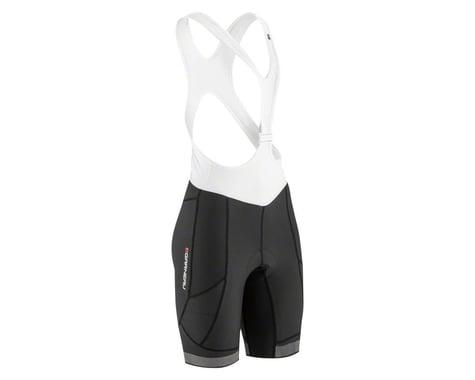 Louis Garneau Women's CB Neo Power Bib Shorts (Black/White) (L)
