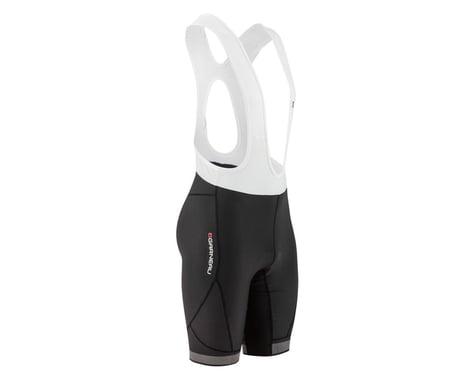 Louis Garneau Men's CB Neo Power Bib Shorts (Black/White) (XL)