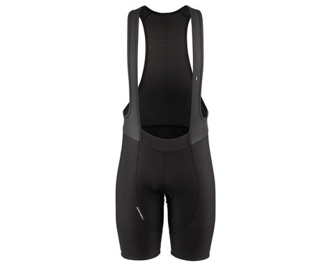 Louis Garneau Men's Fit Sensor Texture Bib Shorts (Black) (3XL)