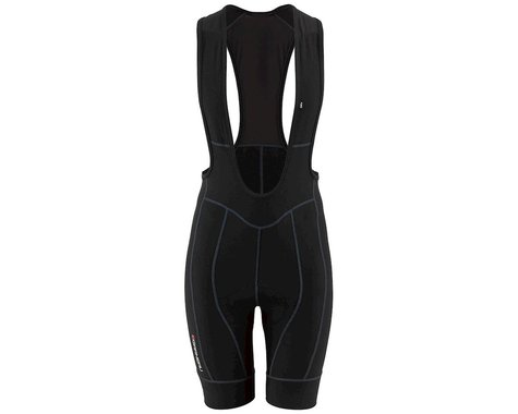Louis Garneau Men's Fit Sensor 3 Bib Shorts (Black) (L)