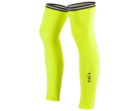 Louis Garneau Leg Warmers 2 (Hi-Vis Yellow) (XS)