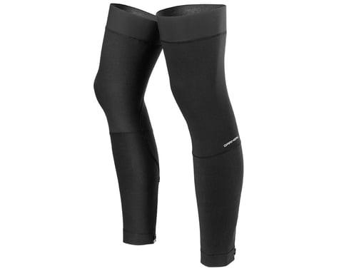 Louis Garneau Wind Pro Zip Leg Warmers 2 (Black) (XL)