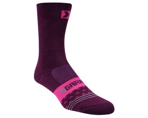 Louis Garneau Women's Merino 60 Socks (Magenta Purple)
