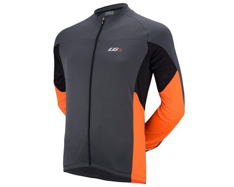 Louis Garneau Volta Light Long Sleeve Jersey -- Performance Exclusive (Black/Orange)