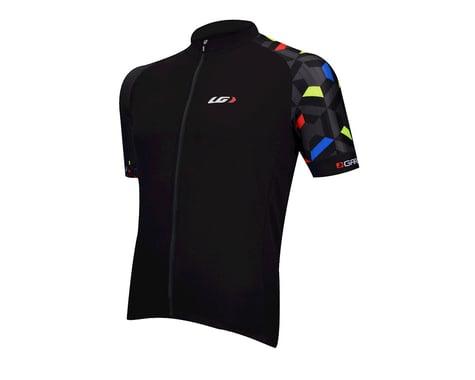 Louis Garneau CB Carbon Race Short Sleeve Jersey - Performance Exclusive (Black)