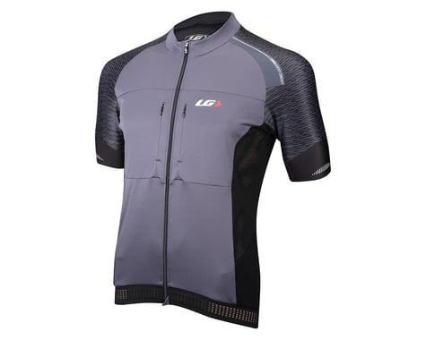 Louis Garneau Cargo Short Sleeve Jersey (Black/Grey)