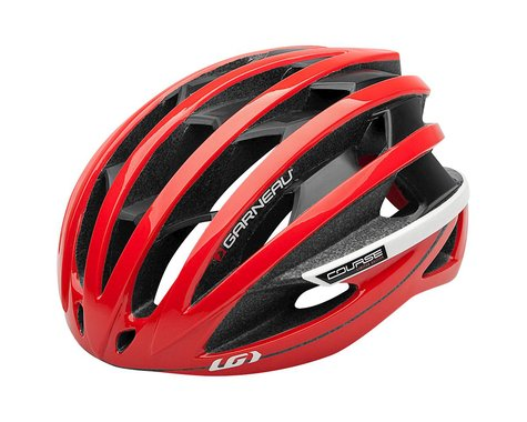 Louis Garneau Course Road Helmet (Black)
