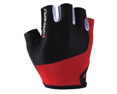 Louis Garneau Nimbus Evo Gloves (Black/Red)