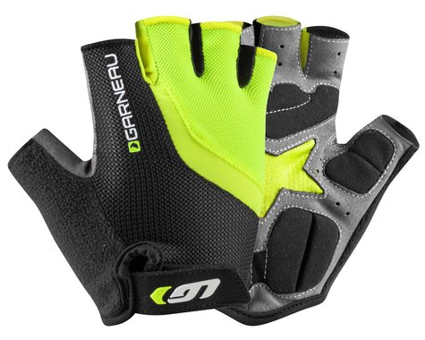 Louis Garneau Men's Biogel RX-V Gloves (Bright Yellow) (XS)