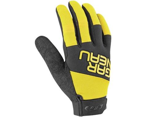 Louis Garneau Elan Gel Junior Gloves (Black/Yellow)