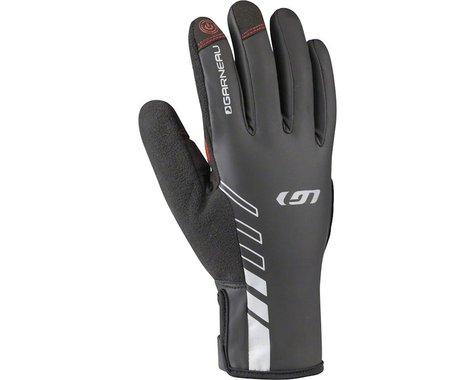 Louis Garneau Men's Rafale 2 Cycling Gloves (Black) (S)