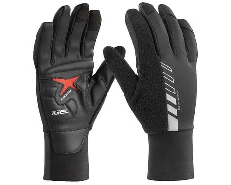 Louis Garneau Biogel Thermal Full Finger Gloves (Black) (S)