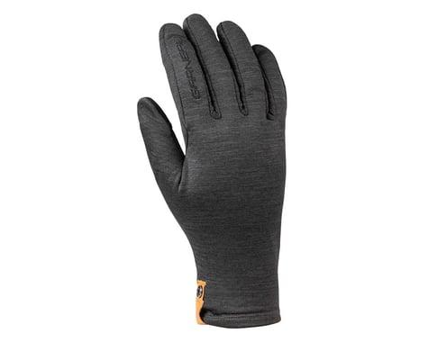 Louis Garneau Edge Gloves (Heather Grey) (S)