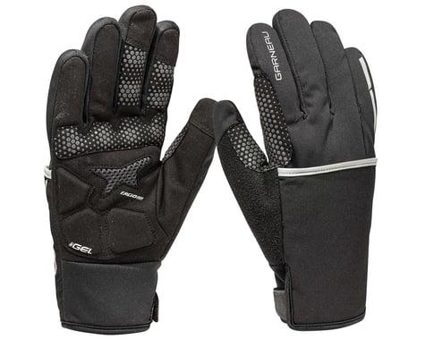 Louis Garneau Super Prestige 3 Gloves (Black/Yellow) (L)