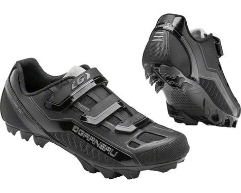 Louis Garneau Gravel Mountain Bike Shoes (Black)