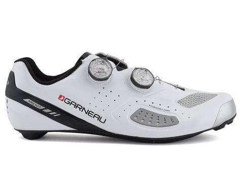 Louis Garneau Course Air Lite II Road Shoe (White) (40)