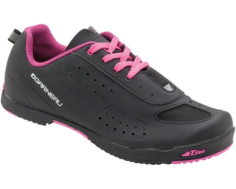 Louis Garneau Women's Urban Shoes (Black/Pink)
