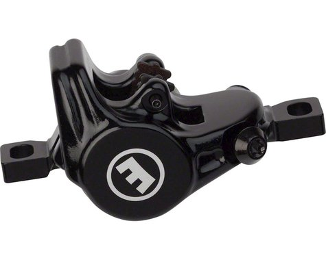 Magura MT4/MT6 Disc Brake Caliper (Black) (Hydraulic) (Front or Rear)
