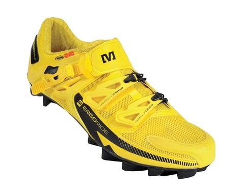 Mavic Fury MTB Shoes (Yellow)