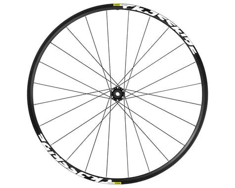 "Mavic, Crossride, Wheel, Front, 29"", 24 spokes, QR"