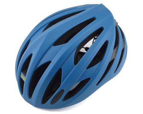 Mavic Aksium Elite Helmet (Mykonos Blue)