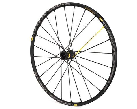 Mavic Crossmax Pro Front Wheel (Black)