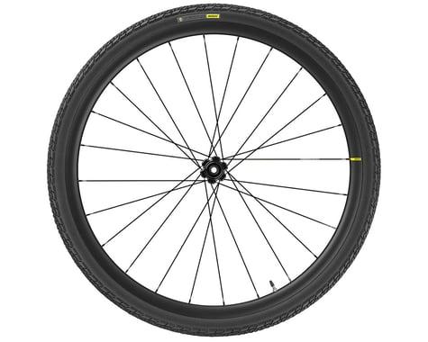 Mavic Allroad Pro Carbon SL Front Wheel (Black) (QR/12 x 100mm) (700c / 622 ISO)