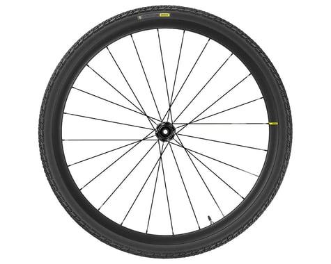 Mavic Allroad Pro Carbon SL Rear Wheel (Black) (Shimano/SRAM 11spd Road) (QR/12 x 135/142mm) (700c / 622 ISO)