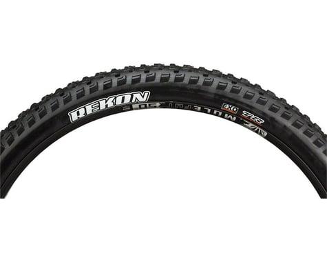 "Maxxis Rekon Tubeless Mountain Tire (Black) (2.6"") (27.5"" / 584 ISO)"