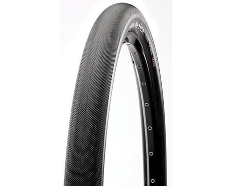 Maxxis Re-Fuse Tubeless Gravel/Adventure Tire (Black) (40mm) (700c / 622 ISO)