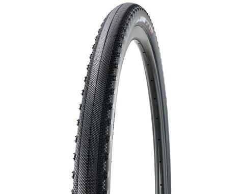 Maxxis Receptor Tubeless Gravel Tire (Black) (47mm) (650b / 584 ISO)