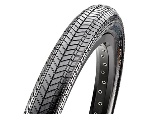 """Maxxis Grifter Street Tire (Black) (1.85"""") (20"""" / 406 ISO)"""