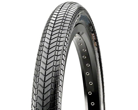 """Maxxis Grifter Street Tire (Black) (2.4"""") (20"""" / 406 ISO)"""