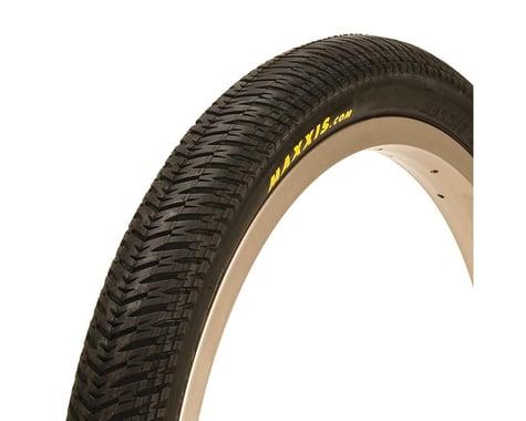 "Maxxis DTH BMX Tire (Black) (1.75"") (24"" / 507 ISO)"