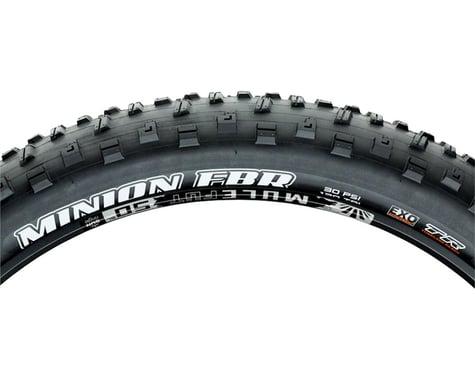 "Maxxis Minion FBR Tubeless Fat Bike Tire (Black) (4.0"") (26"" / 559 ISO)"