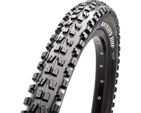 "Maxxis Minion DHF Trail Mountain Tire (Black) (2.5"") (26"" / 559 ISO)"
