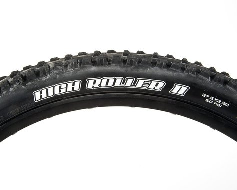 """Maxxis High Roller II Tubeless Mountain Tire (Black) (2.3"""") (27.5"""" / 584 ISO)"""