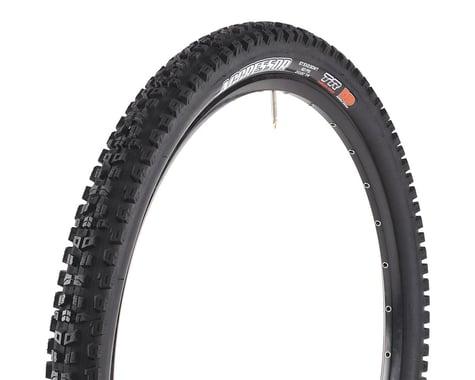 "Maxxis Aggressor Tubeless Mountain Tire (Black) (2.5"") (27.5"" / 584 ISO)"