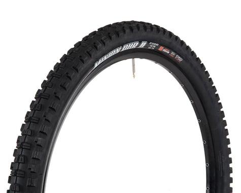 "Maxxis Minion DHR II Tubeless Mountain Tire (Black) (2.6"") (27.5"" / 584 ISO)"