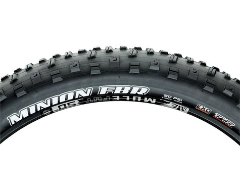 Maxxis Minion FBR Dual Compound MTB Tire (27.5 x 3.8)
