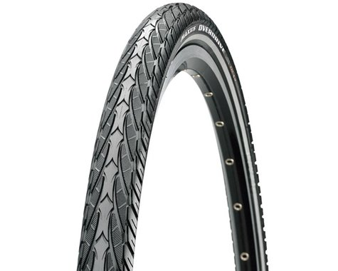 Maxxis Overdrive City Tire (Black/Reflective) (38mm) (700c / 622 ISO)