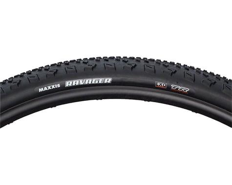 Maxxis Ravager Tubeless Gravel Tire (Black) (40mm) (700c / 622 ISO)