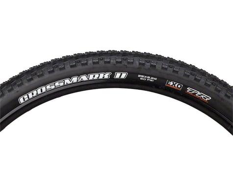 "Maxxis Crossmark II Tubeless Mountain Tire (Black) (2.25"") (29"" / 622 ISO)"